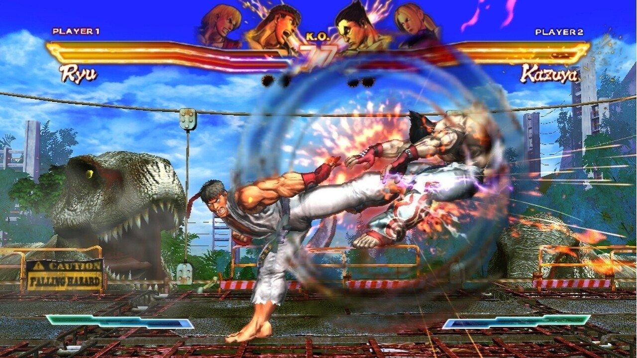 Six new fighters confirmed for Street Fighter X Tekken