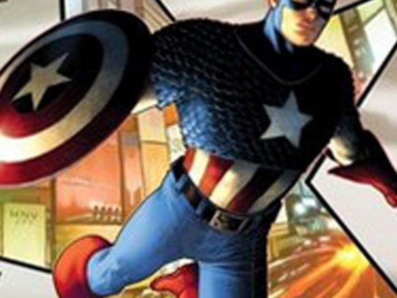 Steve Rogers returns as Captain America in July
