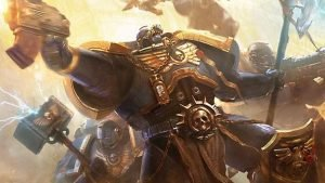 THQ extends its licensing deal with Warhammer 40,000