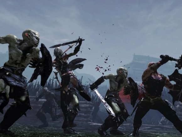 Test your skills with the Crucible in Hunted: the Demon's Forge - 2011-04-19 18:10:19