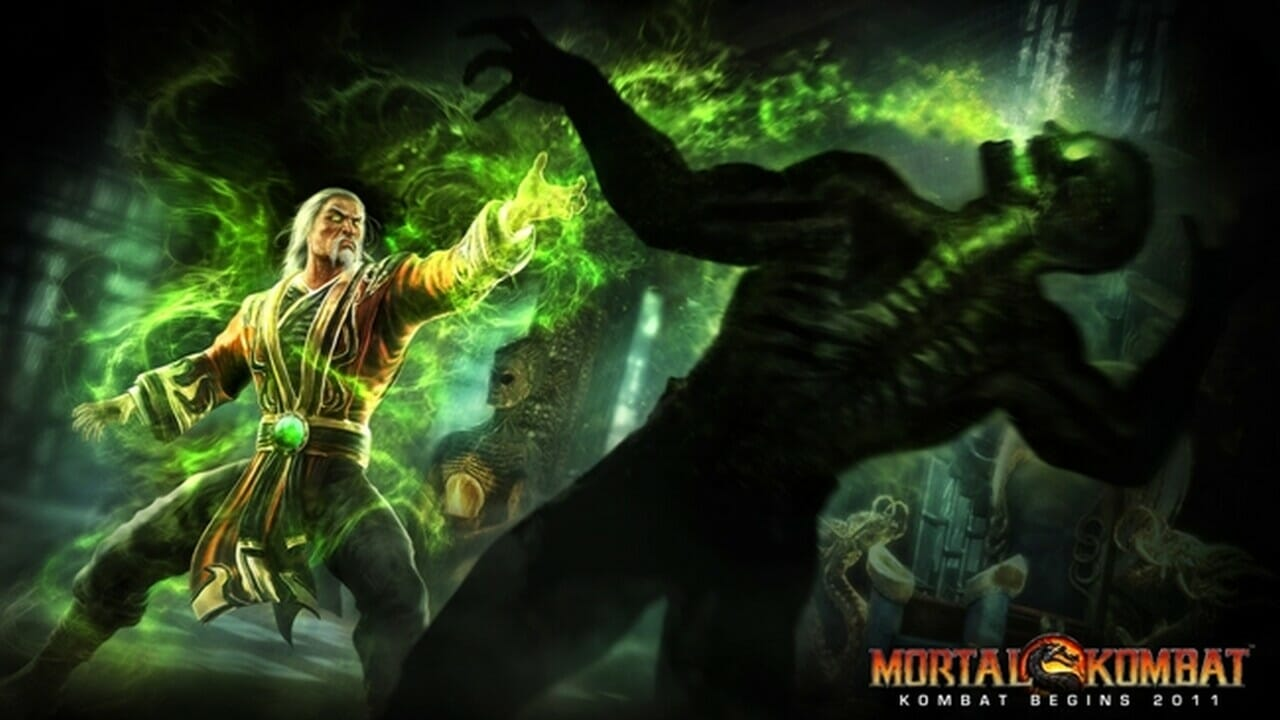 Shang Tsung steals souls in the new Mortal Kombat gameplay trailer - 2011-04-11 15:44:48