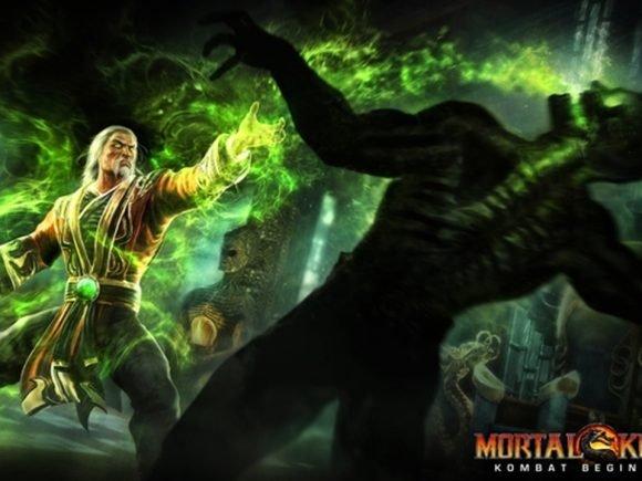 Shang Tsung steals souls in the new Mortal Kombat gameplay trailer