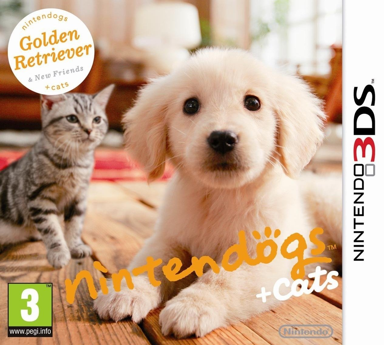 Nintendogs + Cats (3DS) Review 2