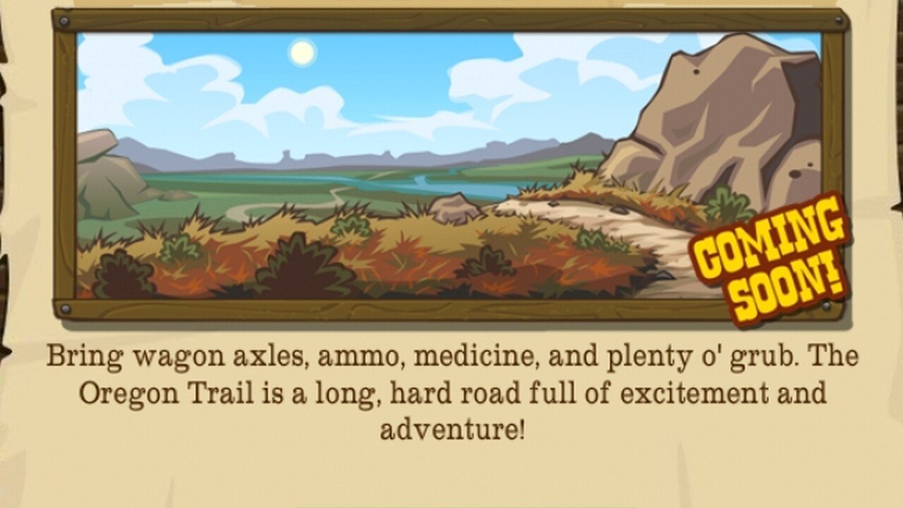 "The Learning Company sues Zynga for ""Oregon Trail"" trademark violation"