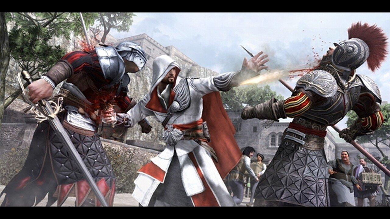 Ubisoft forms new film studio to adapt major franchises - 2011-05-02 19:52:50