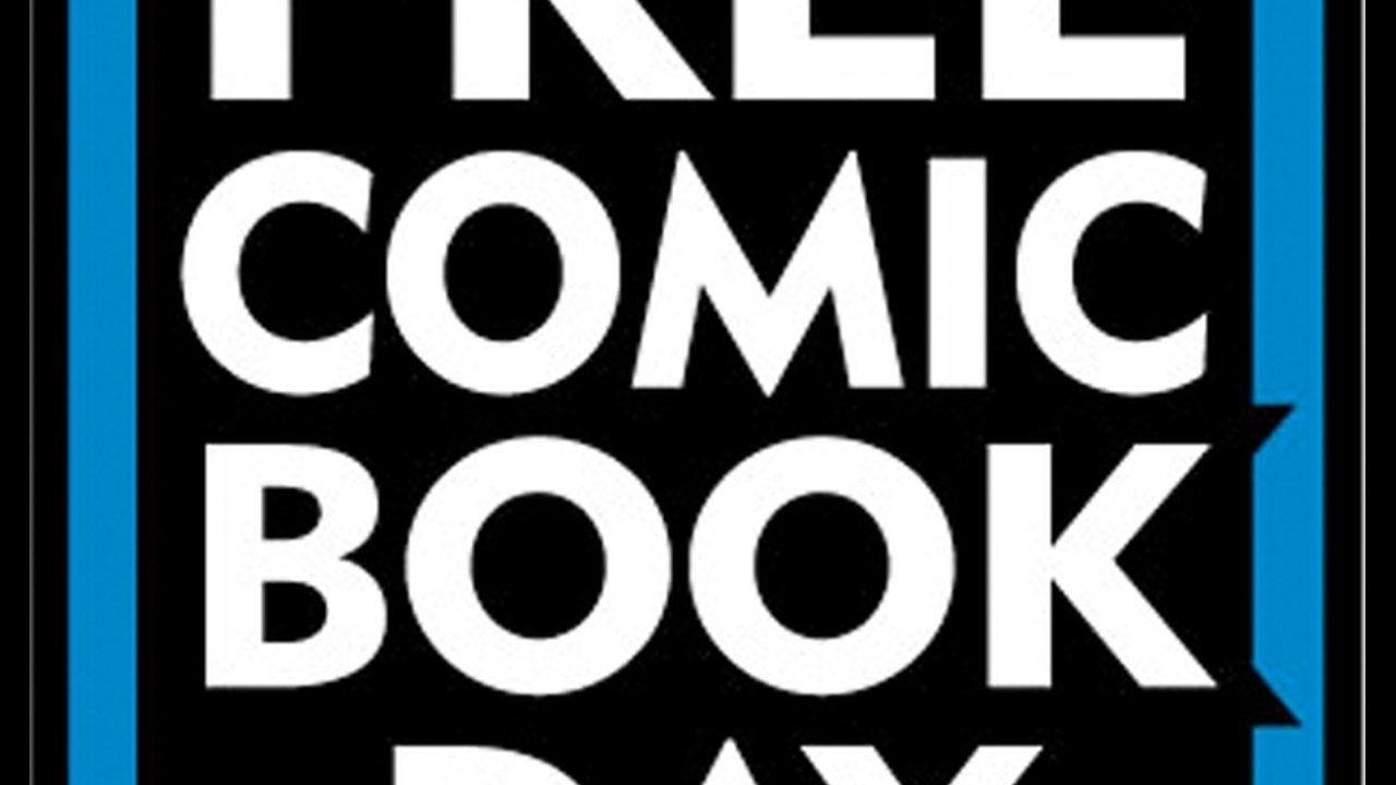 Comic book releases May 4