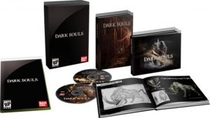 Only the Dark Souls Collector's Edition would include a strategy guide