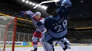 NHL 12 introduces the Winter Classic