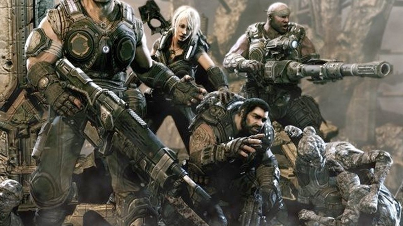Invite your friends to join the Gears of War 3 beta