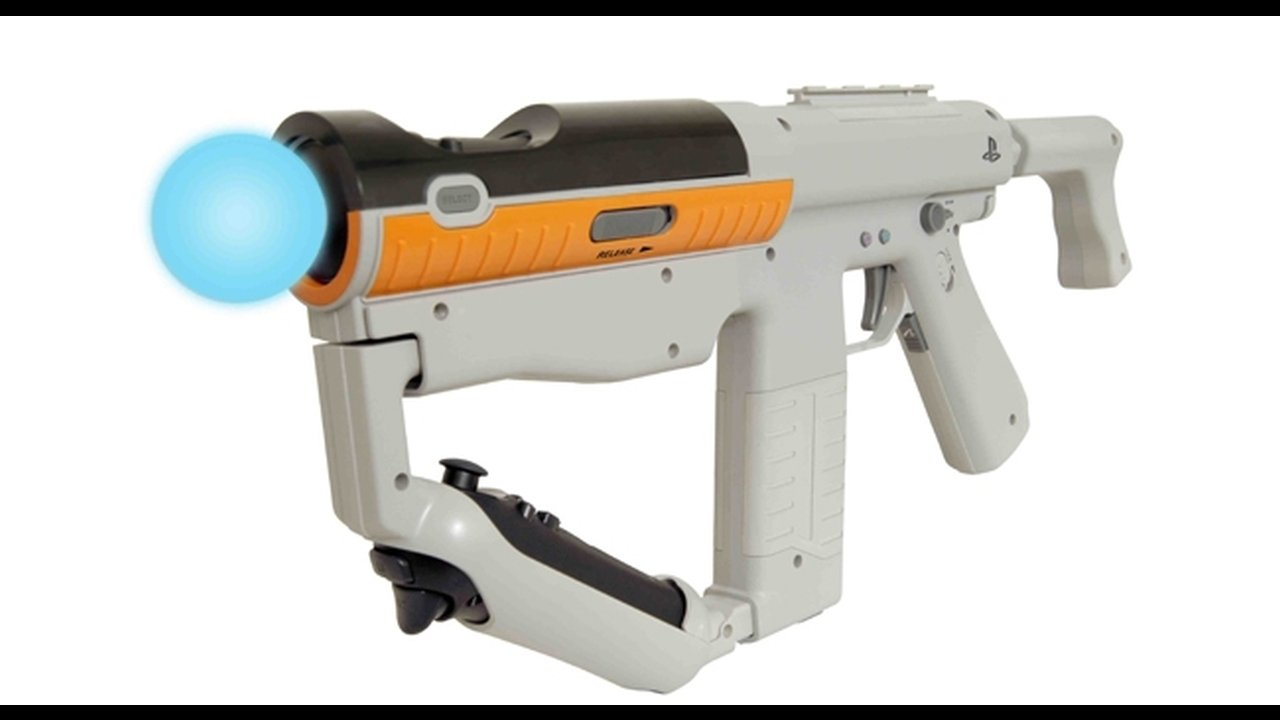 The PlayStation Move Sharpshooter - 2011-05-05 17:13:08