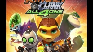 Ratchet & Clank: All 4 One gets a release date and pre-order incentives