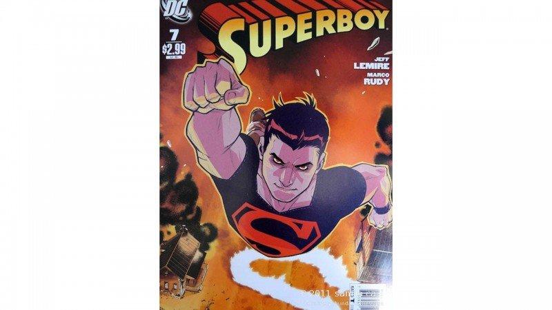 Superboy #7 Review 1