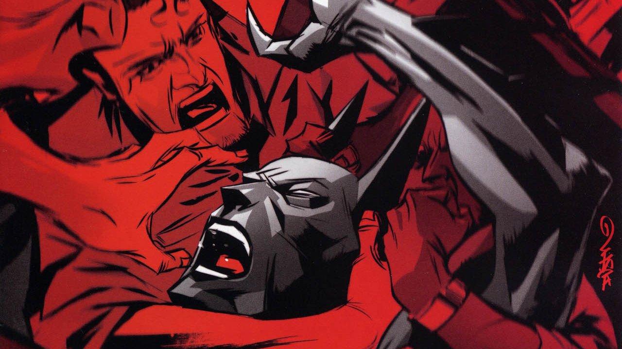 Batman Beyond #5 Review 3