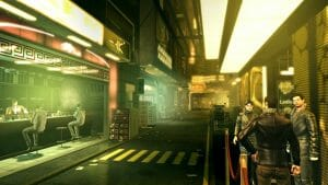 The PC specs for Deus Ex: Human Revolution