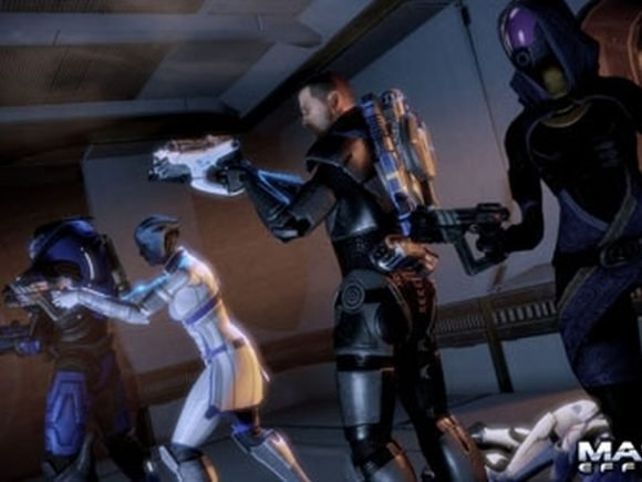 Mass Effect 2 takes the top prize at the Canadian Video Game Awards