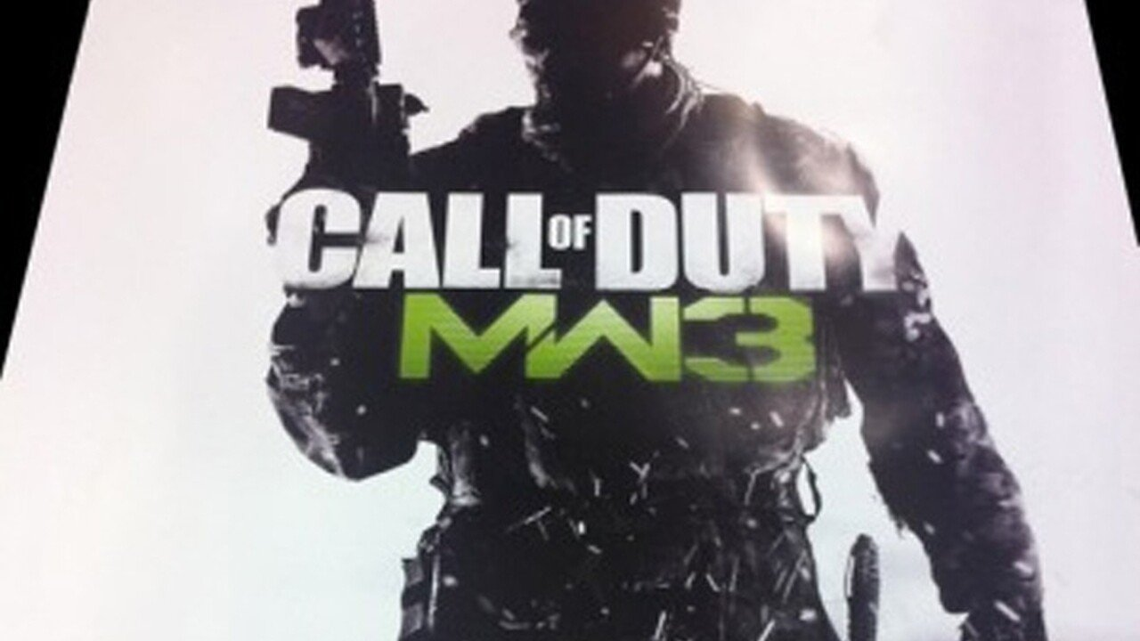 "Pre-orders of Modern Warfare 3 get a poster with ""exclusive information"" - 2011-05-20 18:33:33"