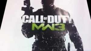 "Pre-orders of Modern Warfare 3 get a poster with ""exclusive information"""