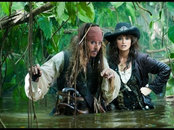Pirates Of The Caribbean: On Stranger Tides (Movie) Review