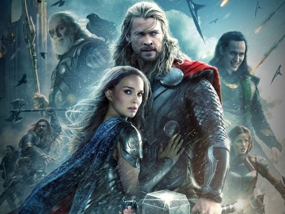 Thor (Movie) Review 1