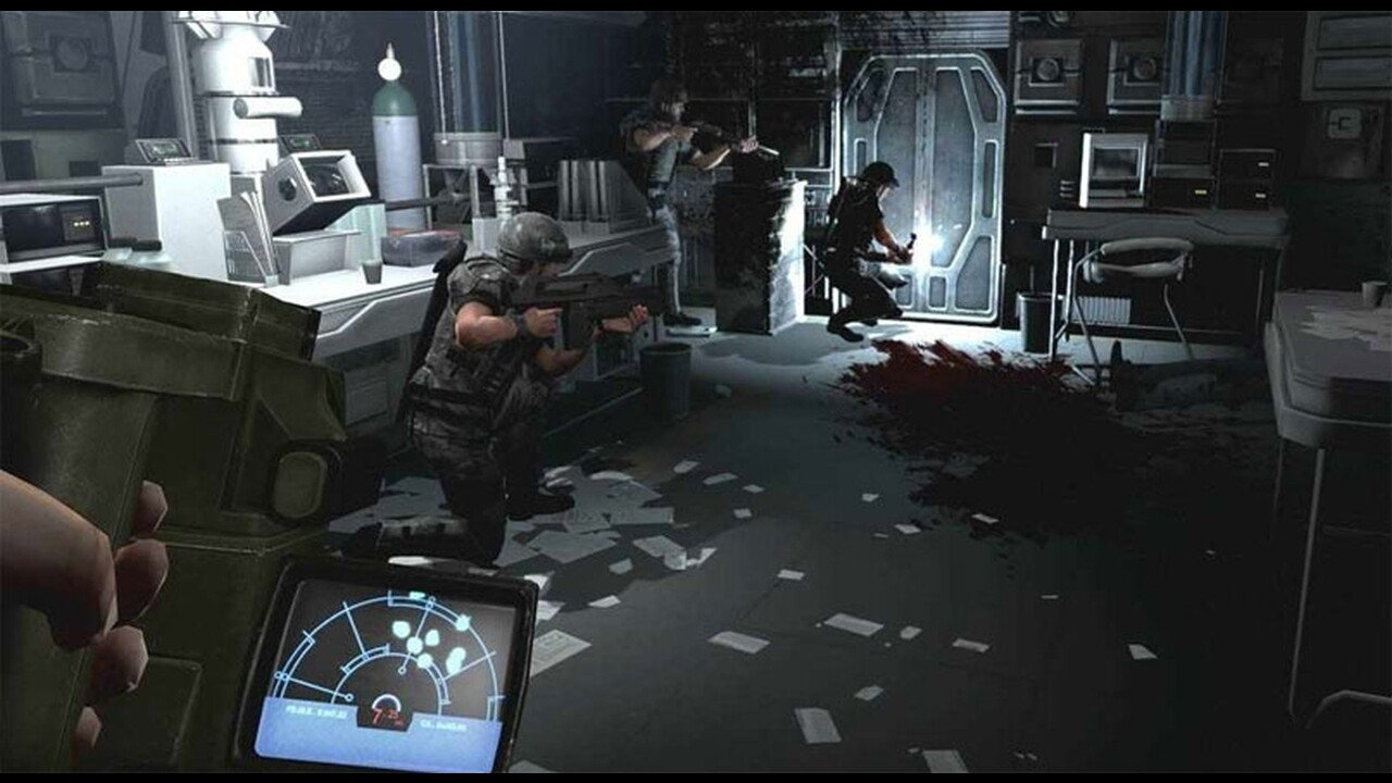 Aliens: Colonial Marines On The Wii U - 2011-06-08 22:41:45