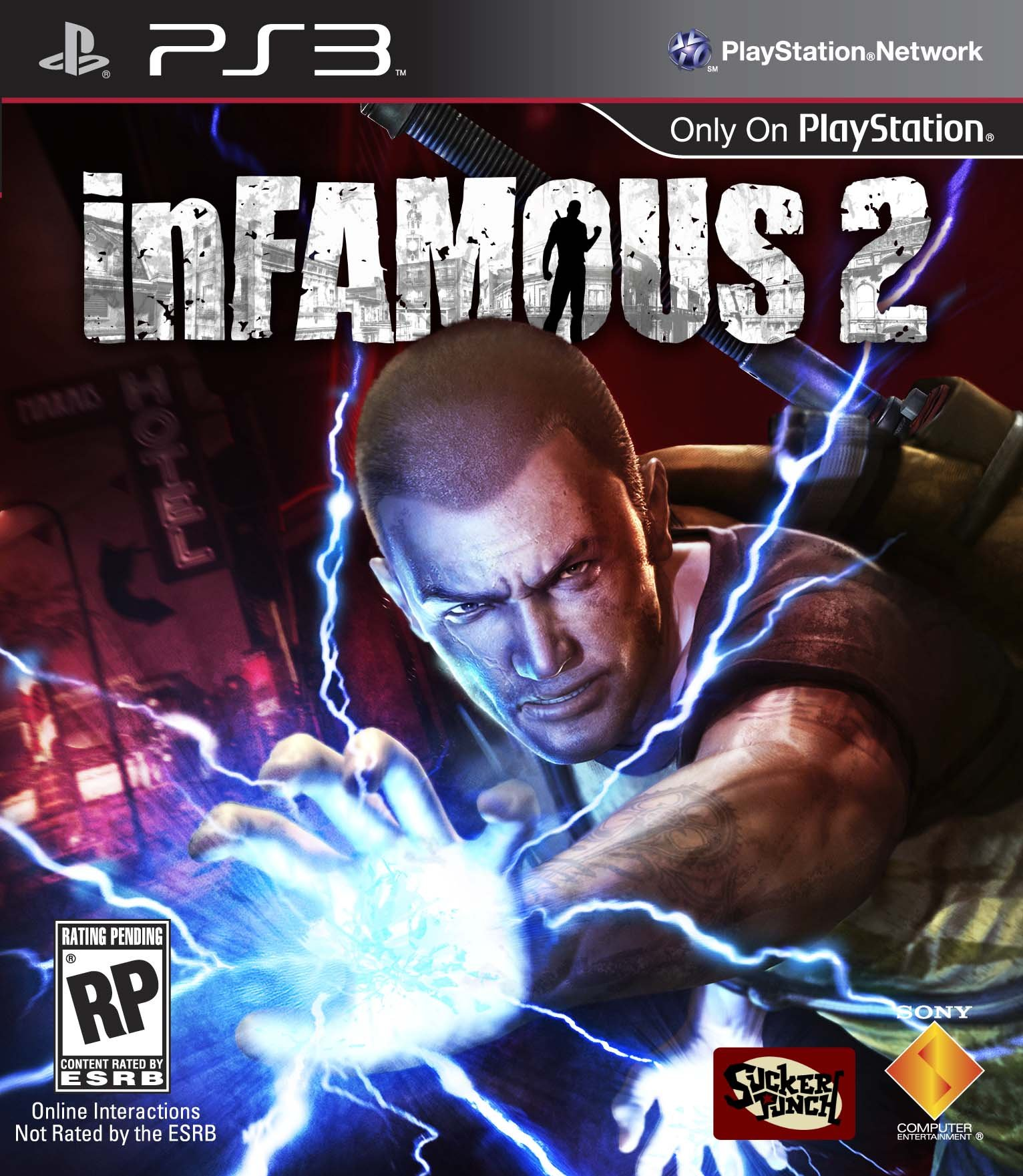 inFAMOUS 2 (PS3) Review 2