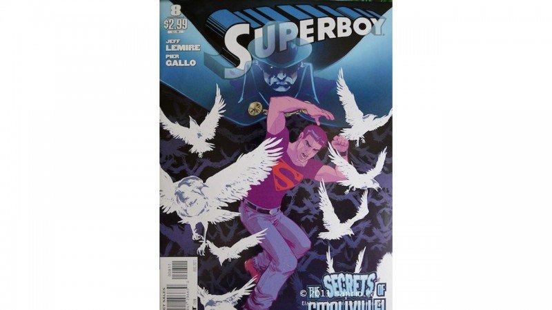 Superboy #8 Review 1