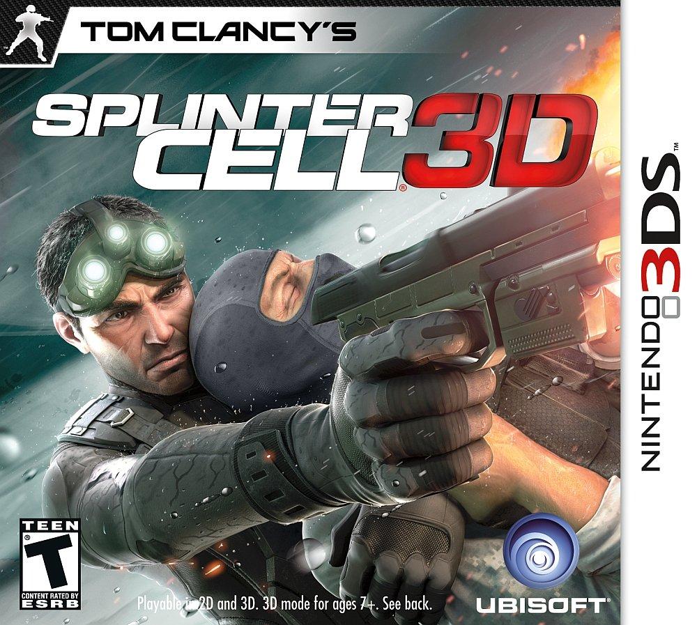 Splinter Cell 3D (3DS) Review 2