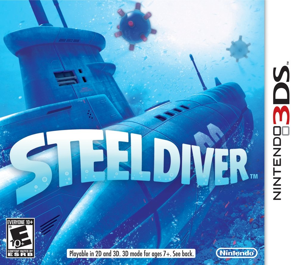 Steel Diver (3DS) Review 3