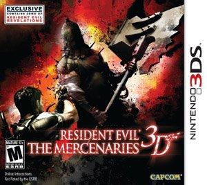 Resident Evil Mercenaries 3D (3DS) Review 3