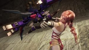 Final Fantasy XIII-2 To Be More Player Driven - 2011-06-08 17:46:18