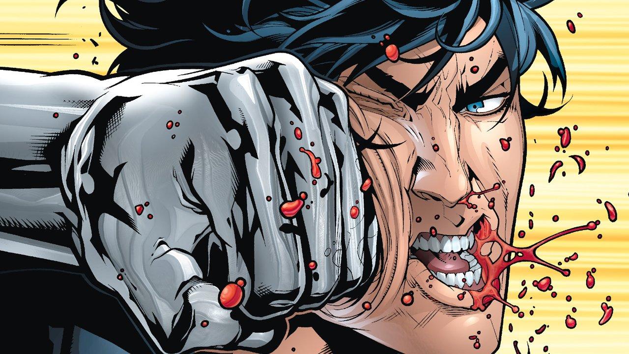 Superboy #8 Review 3
