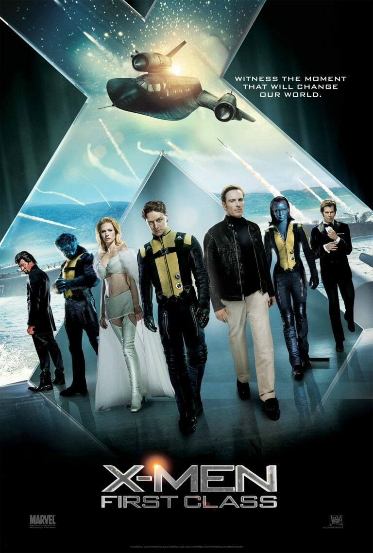 X-Men: First Class (Movie) Review 1