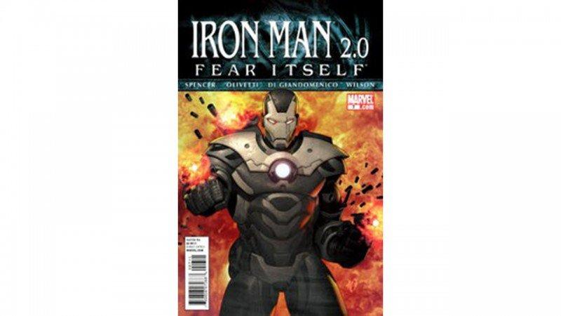 Iron Man 2.0 #7 Review