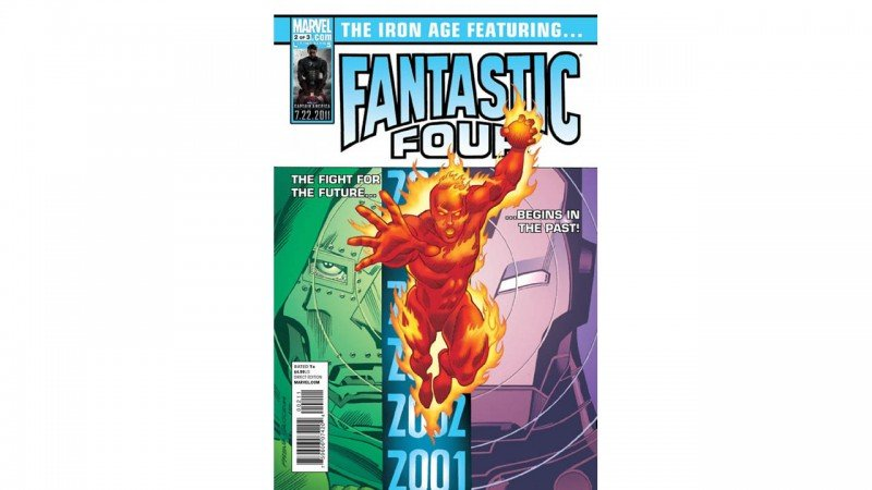 The Iron Age #2 Review 2