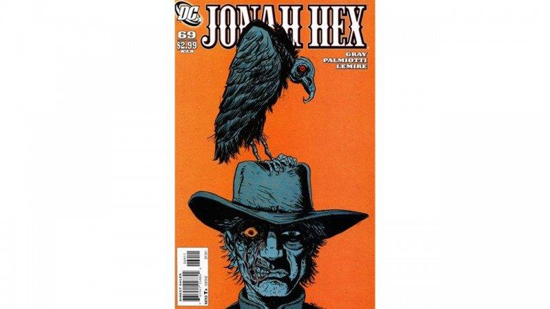 Jonah Hex #69 Review