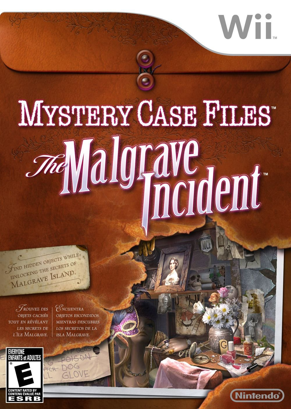 Mystery Case Files: The Malgrave Incident (Wii) Review 2