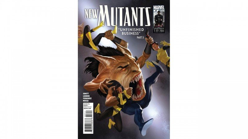 New Mutants #27 Review