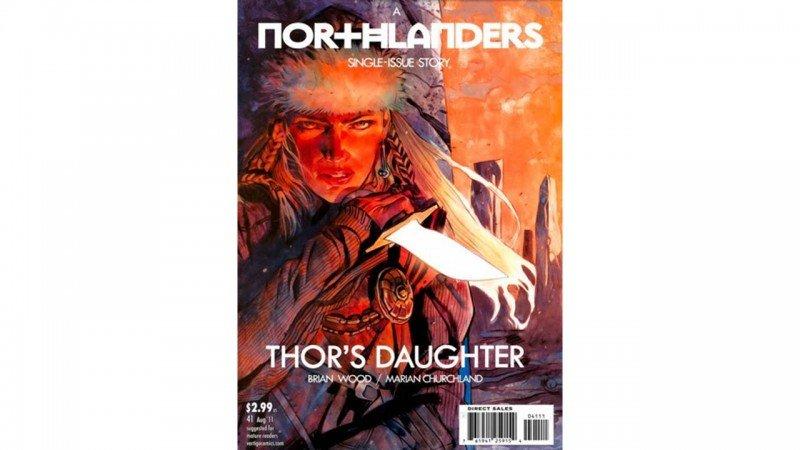 Northlanders #41 Review