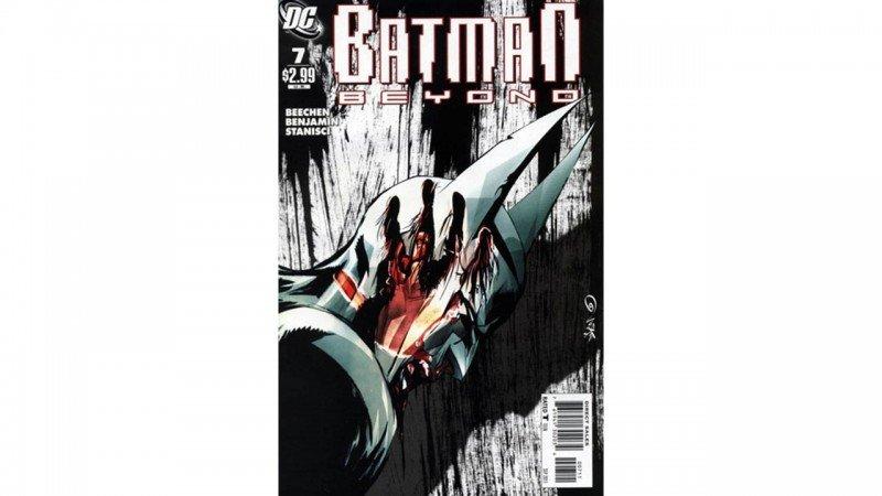 Batman Beyond #7 Review