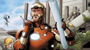 Invincible Iron Man #506 Review