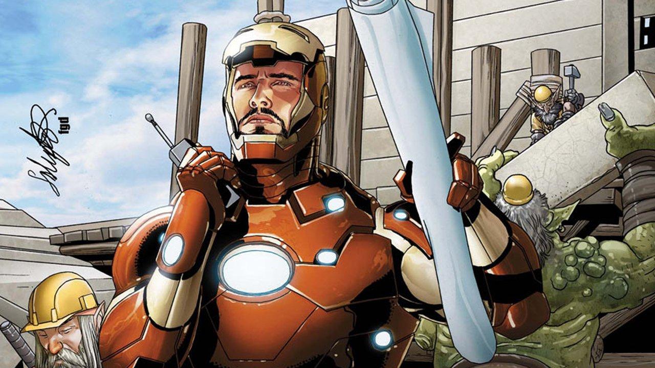 Invincible Iron Man #506 Review 3