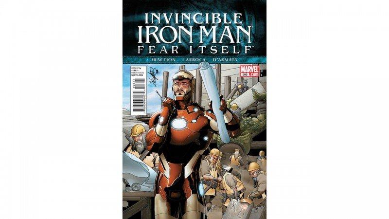 Invincible Iron Man #506 Review 2