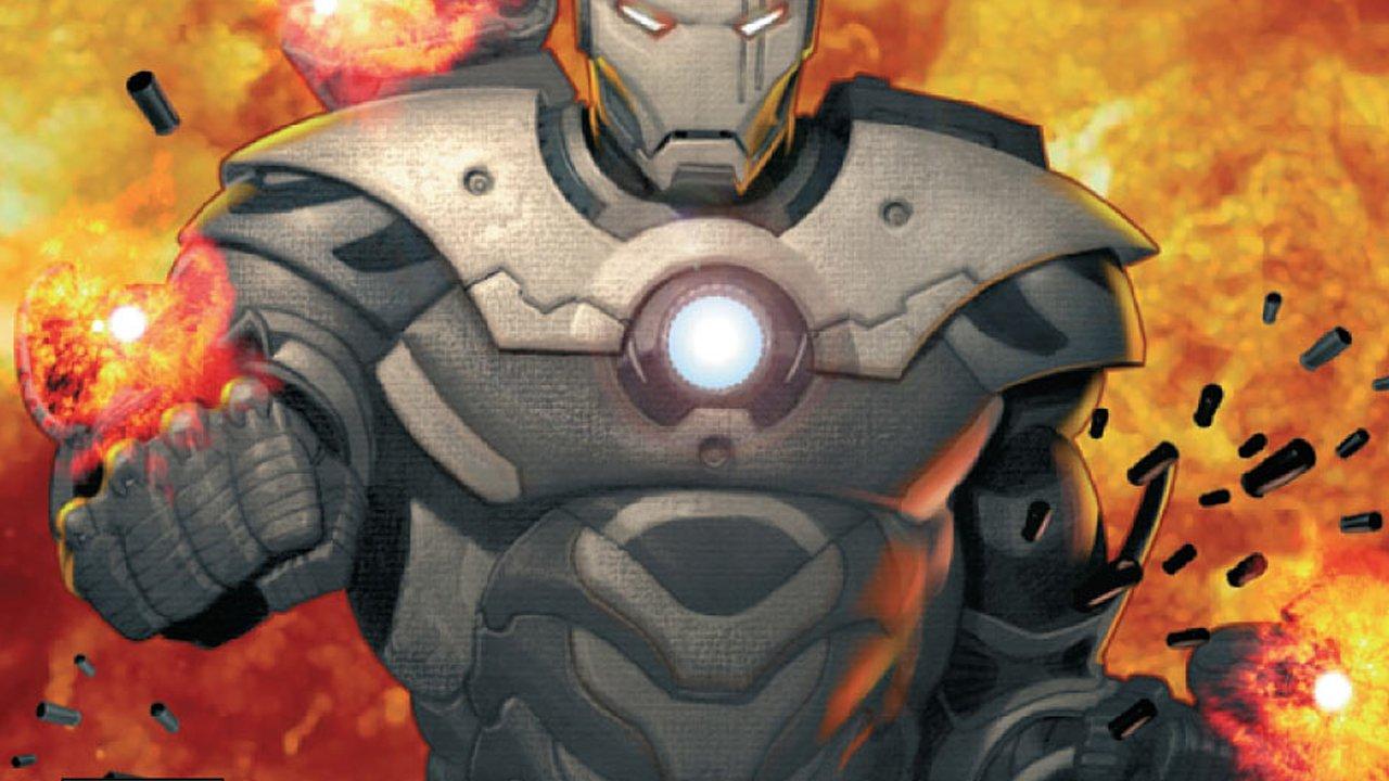 Iron Man 2.0 #7 Review 4