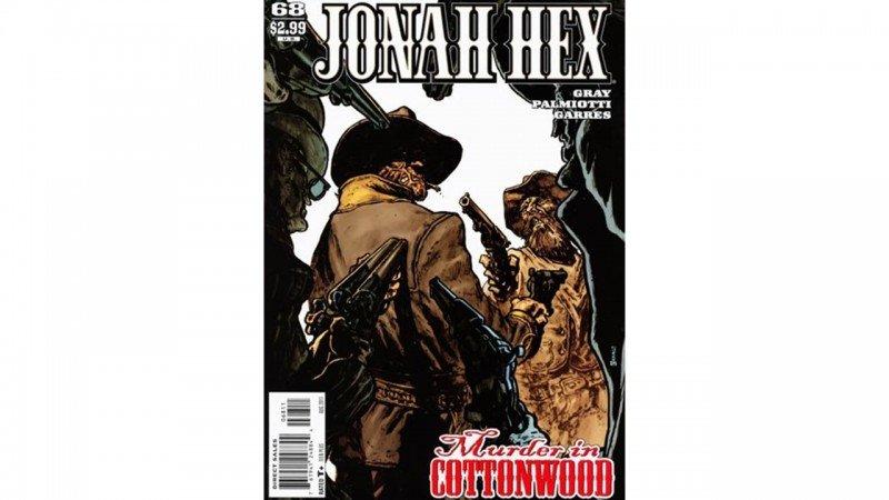Jonah Hex #68 Review 2
