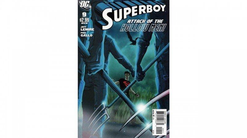 Superboy #9 Review 2