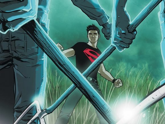 Superboy #9 Review 2
