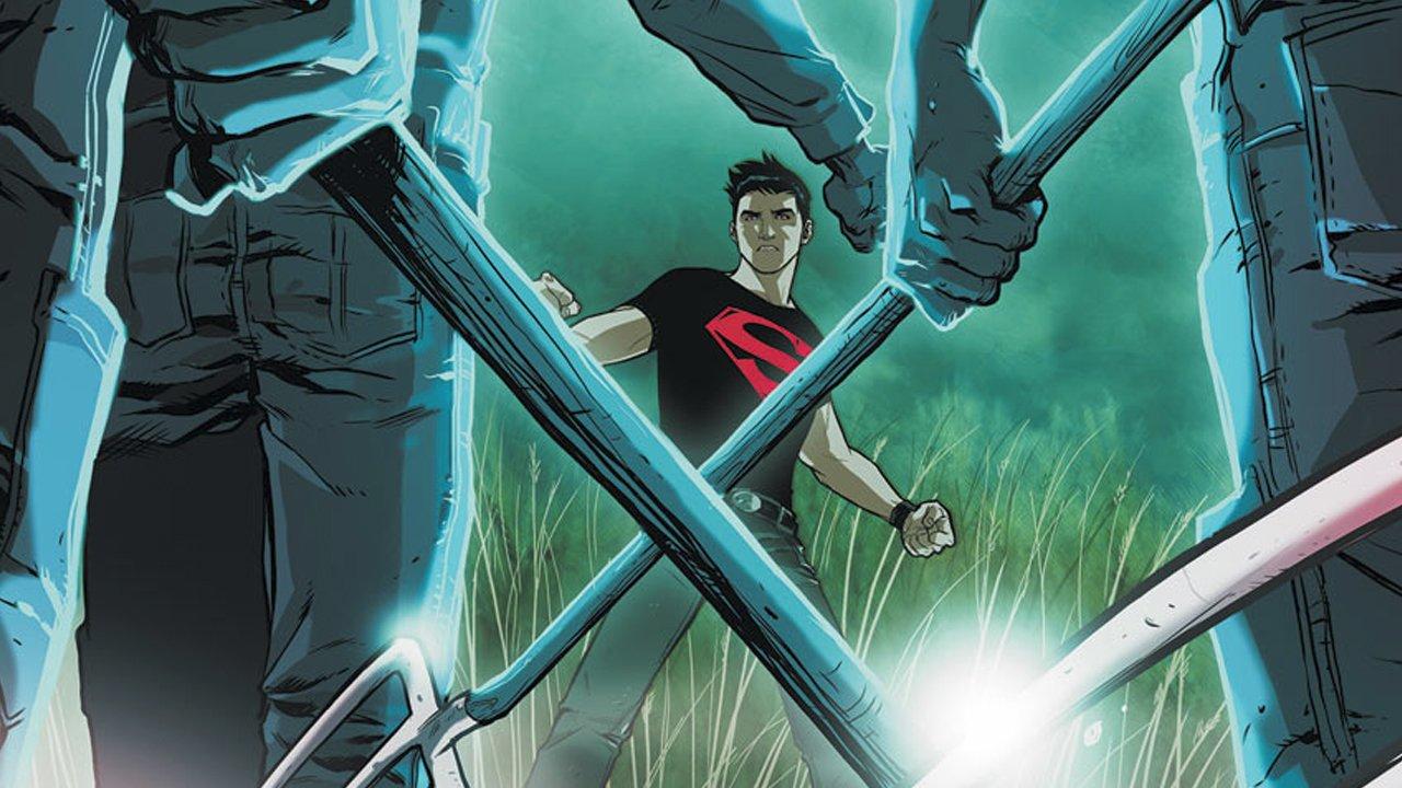 Superboy #9 Review 3