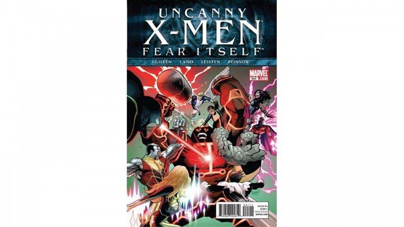 Uncanny X-Men #541 Review