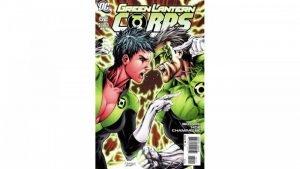 Green Lantern Corps #62 Review