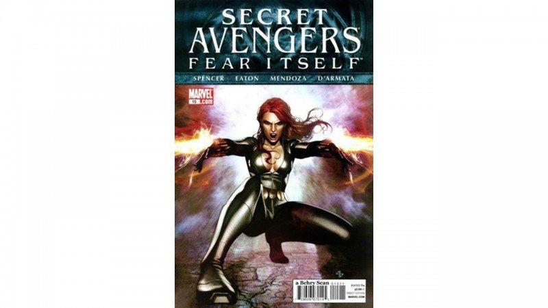 Secret Avengers #15 Review 1